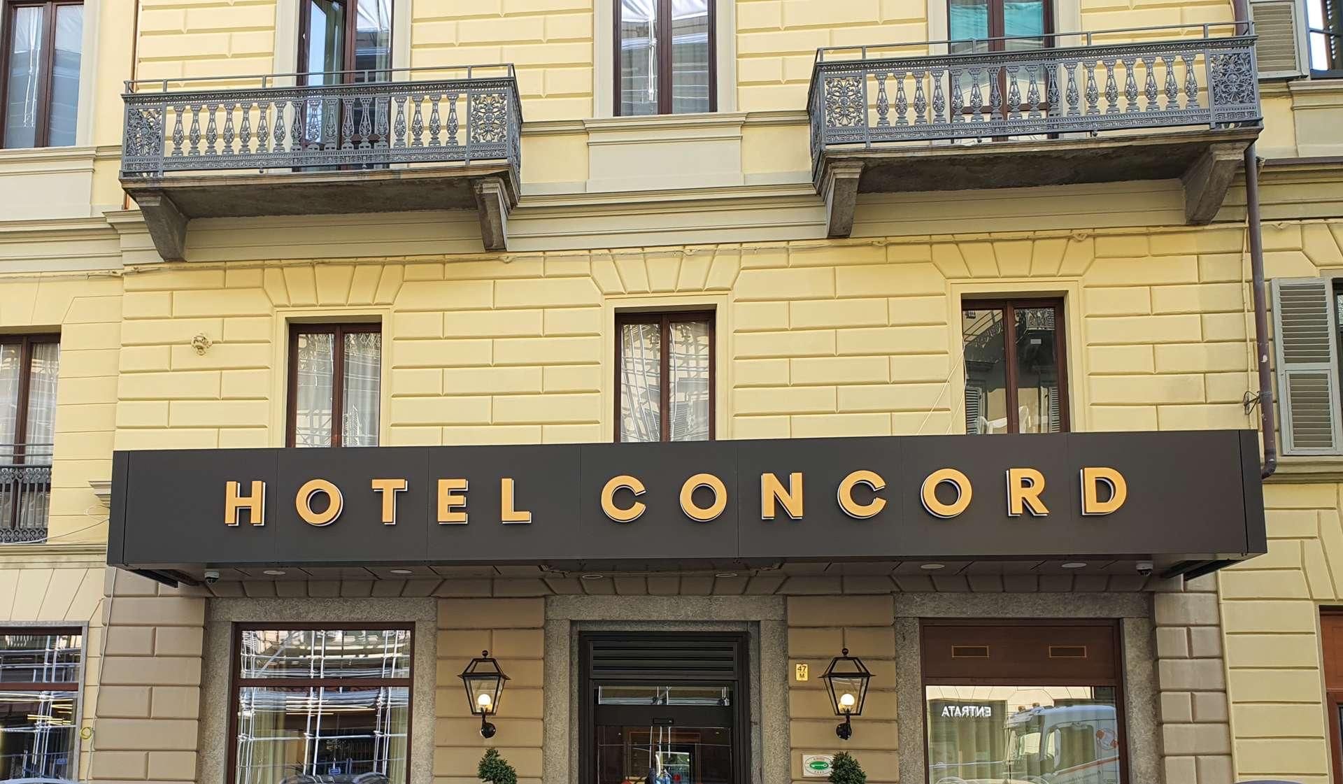 Hotel Torino A Roma